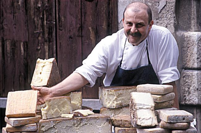 formaggio sapori