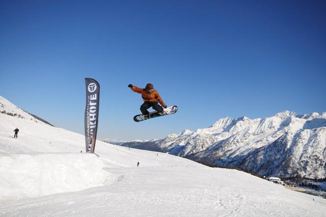 snowboard adamello ski valle camonica sci