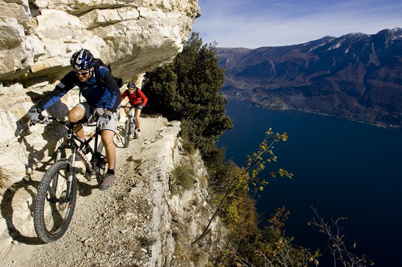 bici lago garda sport mountain bike