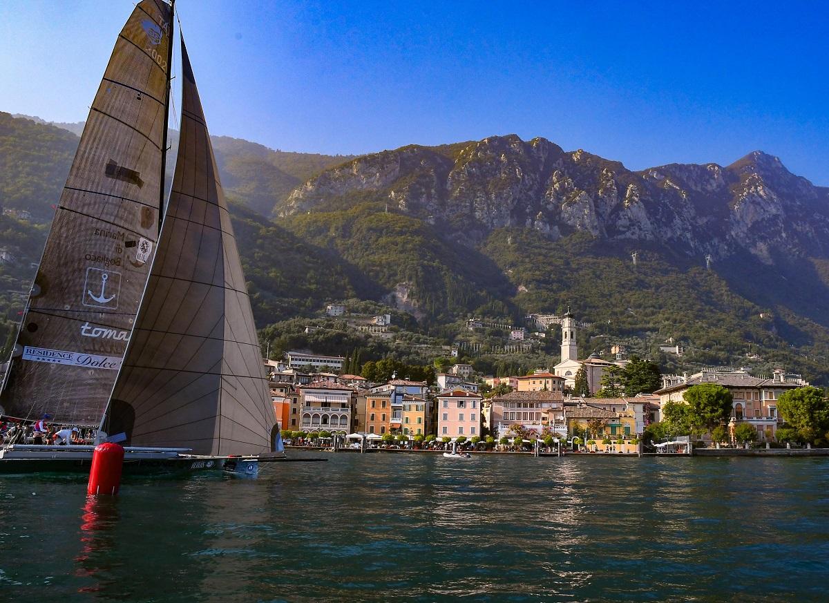 Lago di Garda, Vela a Gargnano