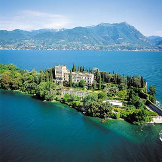 Isola del Garda Lago di Garda