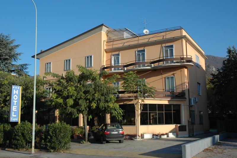 Hotel Capri brescia
