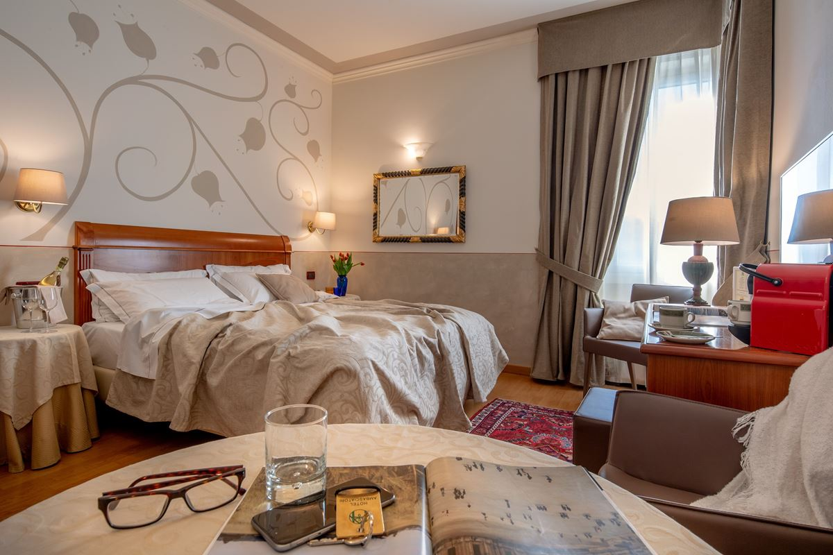 Hotel Ambasciatori, Brescia