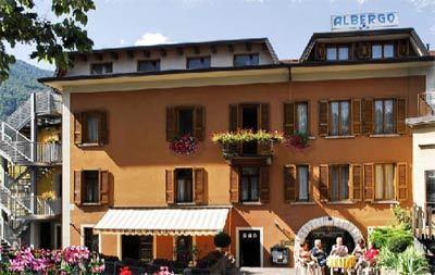 Hotel Angelo di Edolo in Valle Camonica