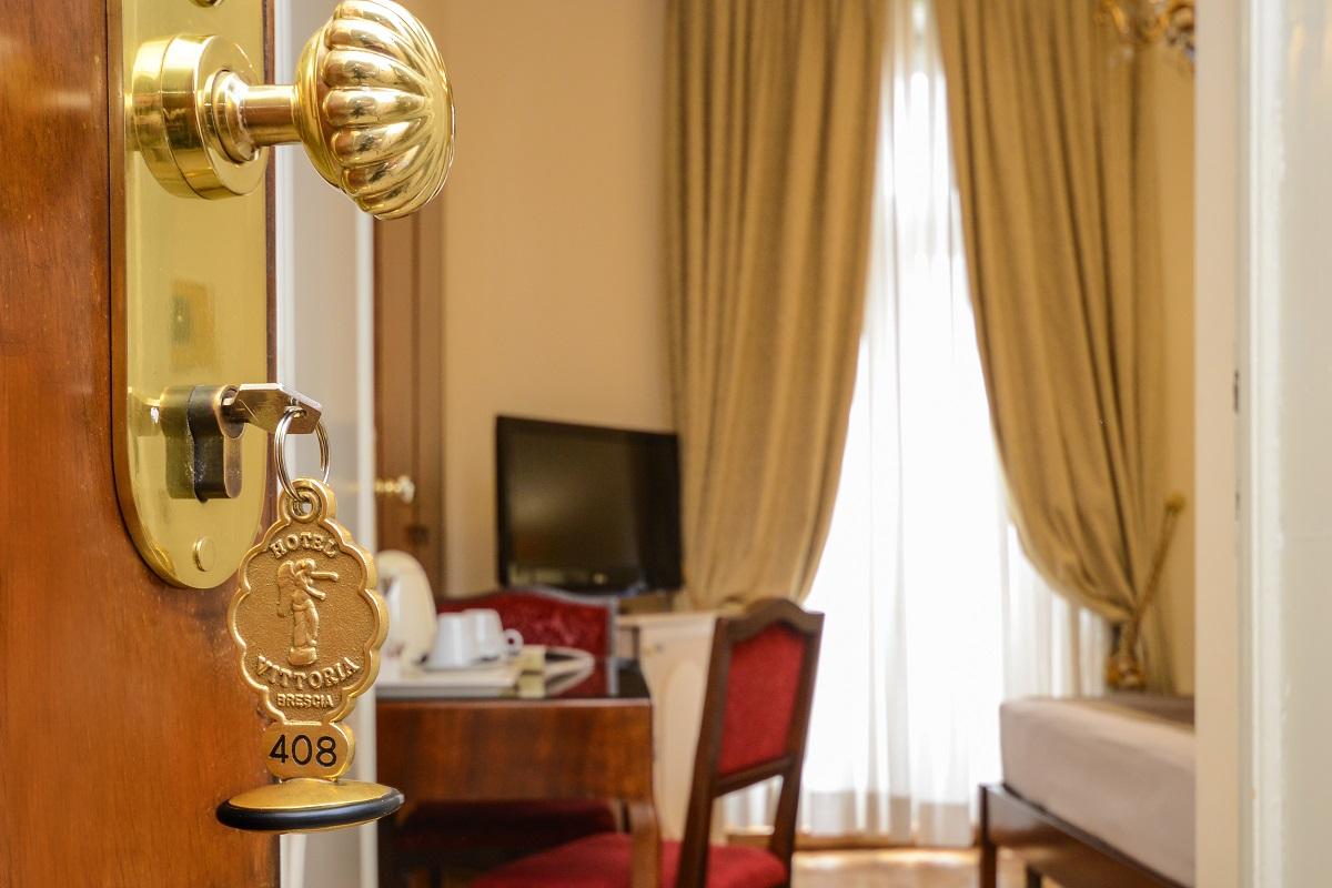 Brescia, Hotel Vittoria