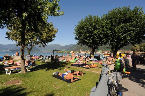 Camping Del Sole - Brescia Tourism