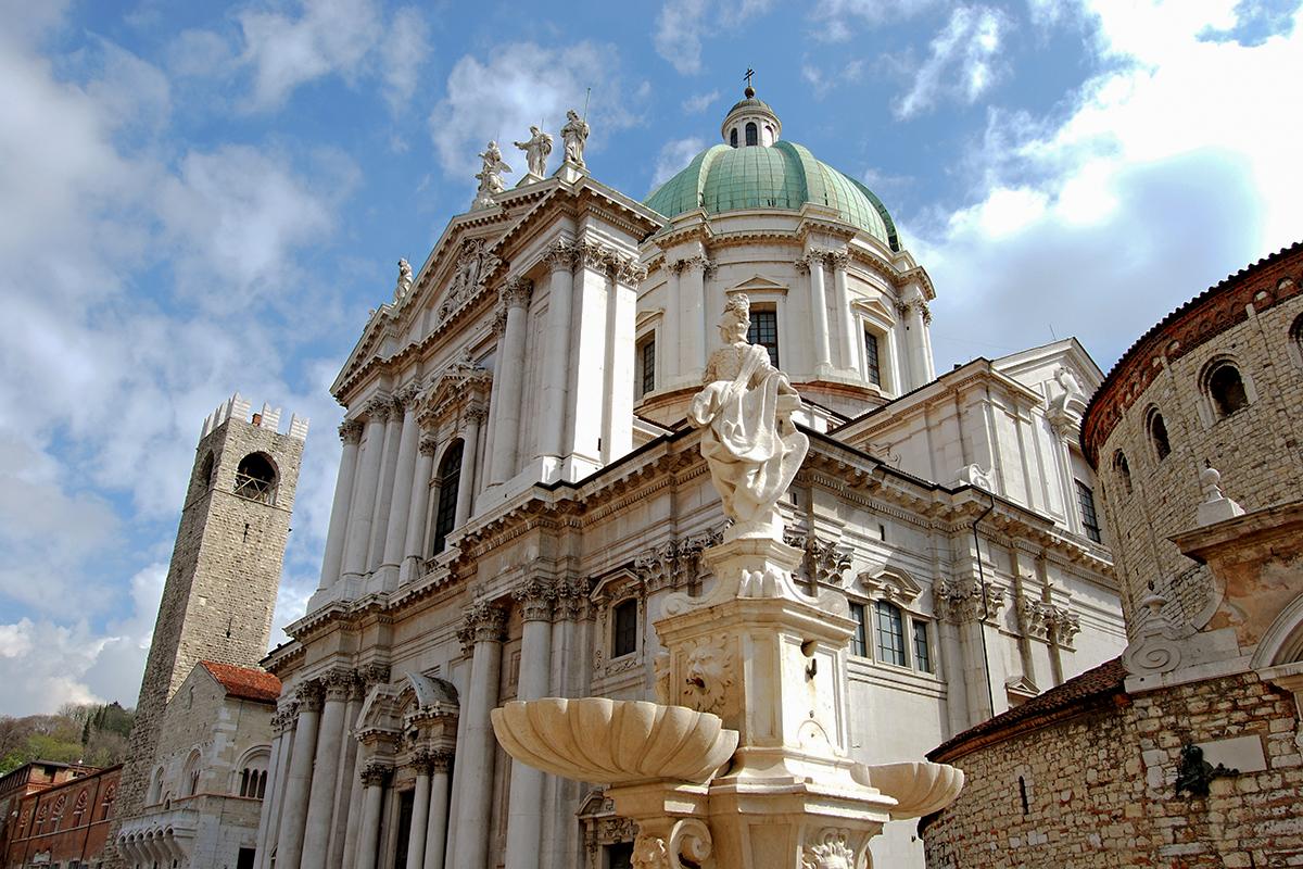 Le due Cattedrali di Brescia: il Duomo Nuovo e il Duomo Vecchio