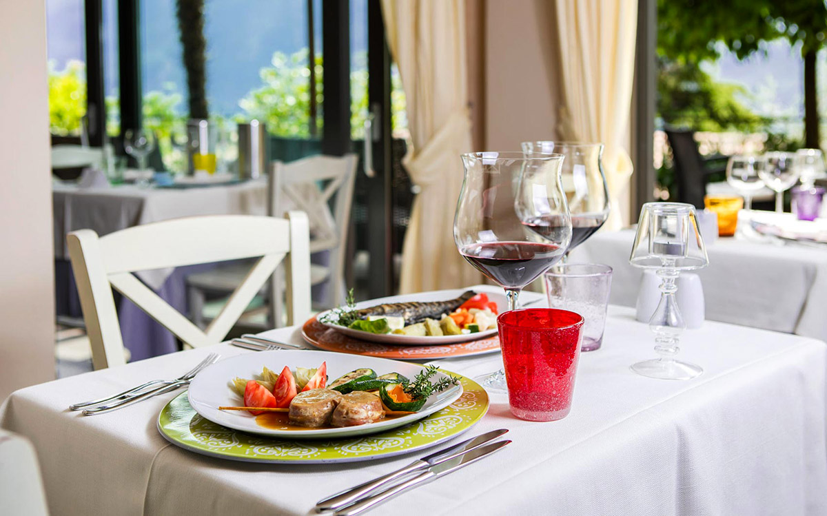 Ristorante Hotel Villa La Gardenia