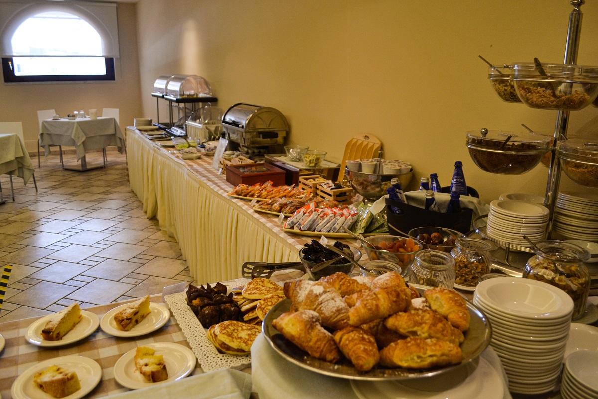 Sala colazione, Donna Silvia Wellness Hotel, Manerba del Garda