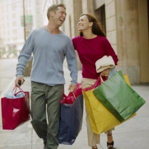 Coppia shopping brescia