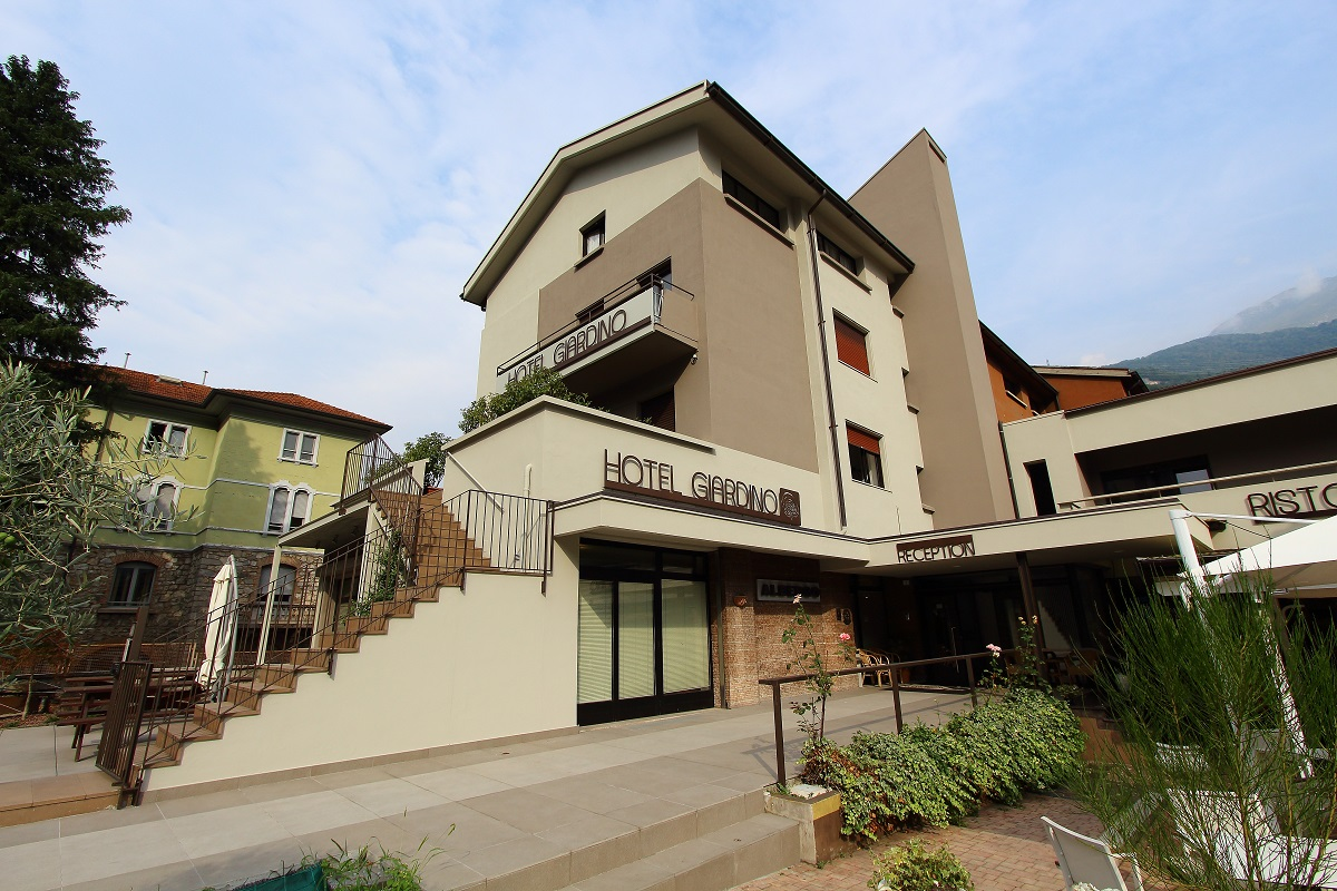 Ecoworld Hotel Giardino, Breno