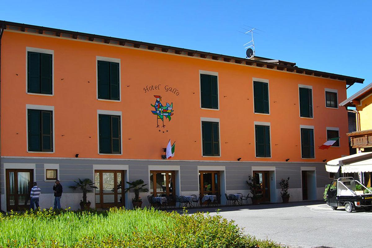 Hotel Gallo, Tignale