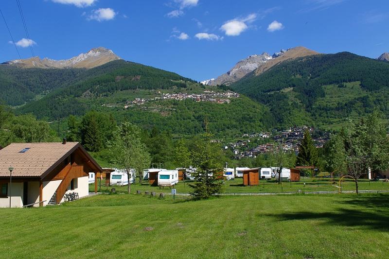 camping presanella estate a temù