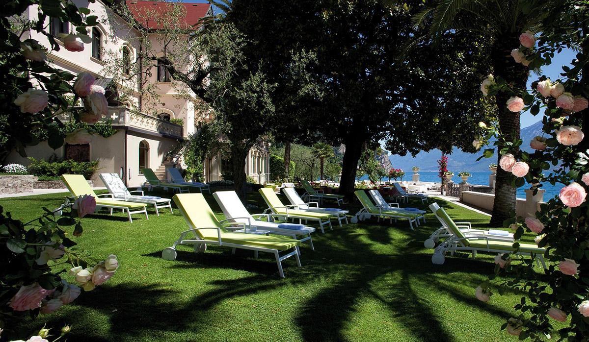 Giardino, Hotel Villa Giulia