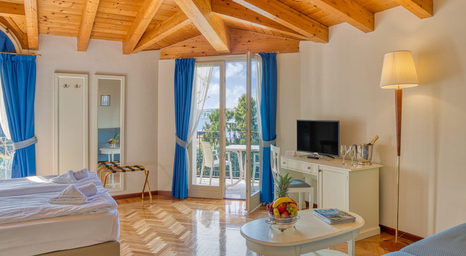 Hotel Galeazzi di Salò, lago di Garda
