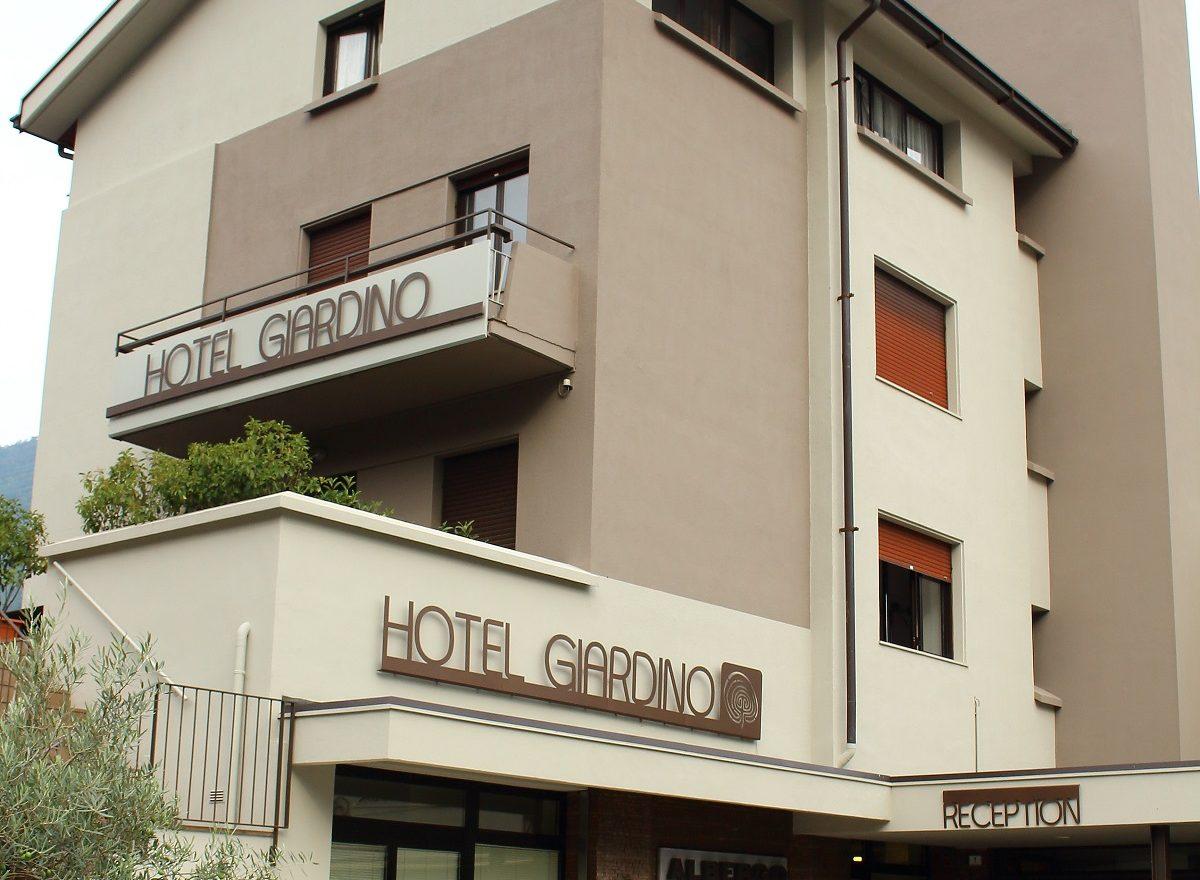 Hotel Giardino, Breno