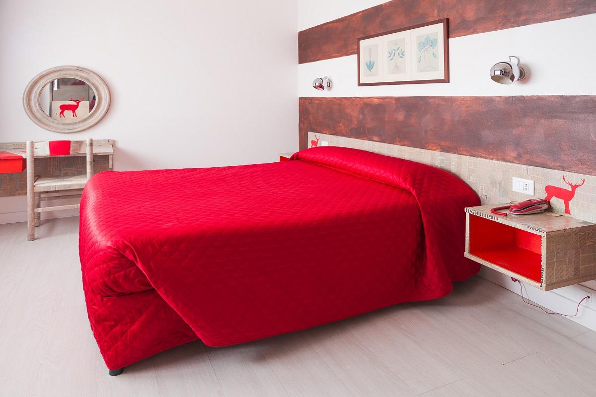 Hotel Giardino, camera singola