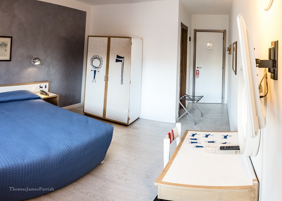Hotel Giardino, camera