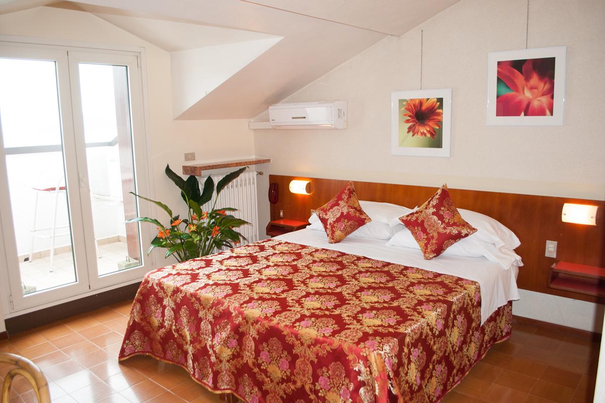 Hotel Grifone, camera 3