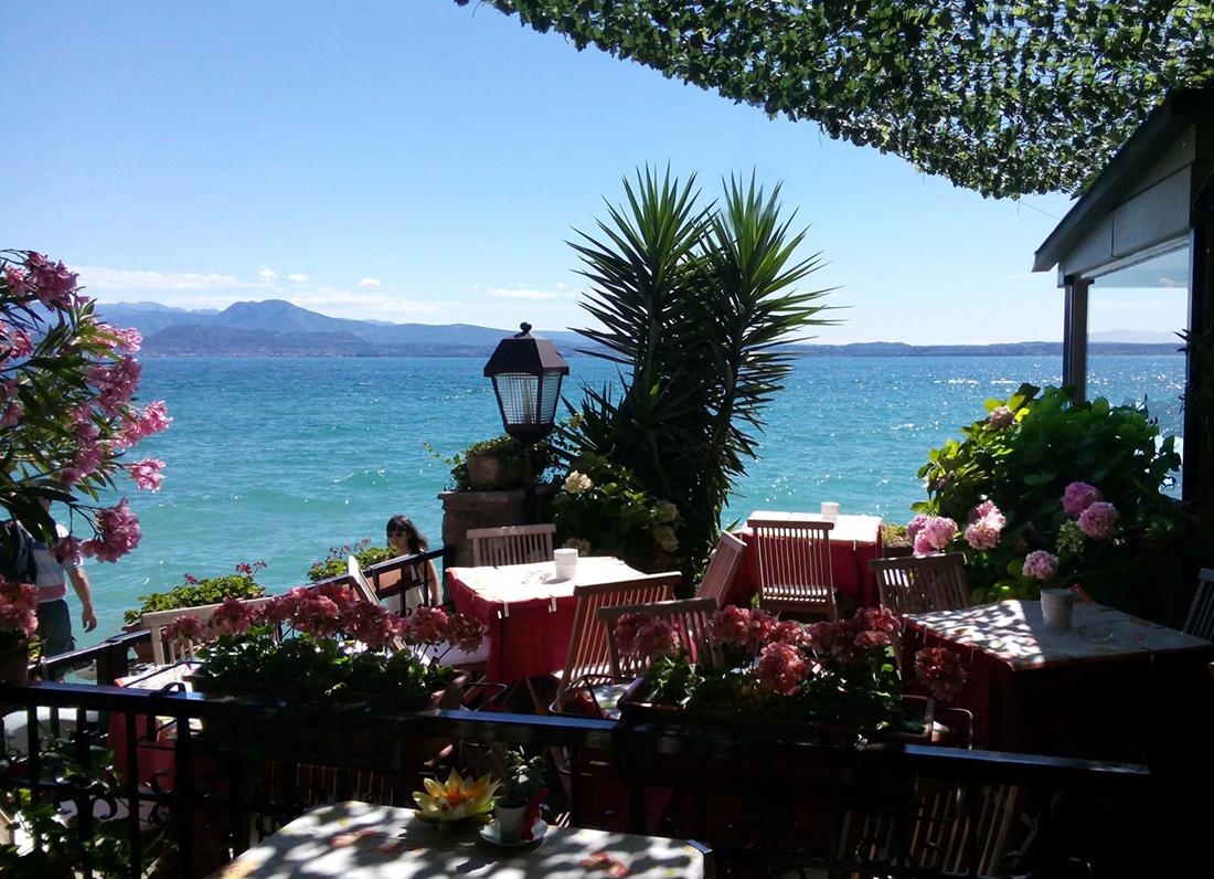 Hotel Grifone, terrazza