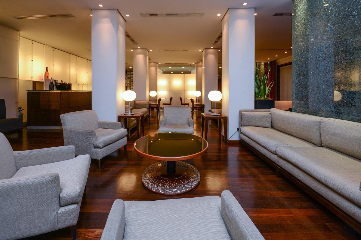 Hotel Igea, Brescia, Lounge Bar