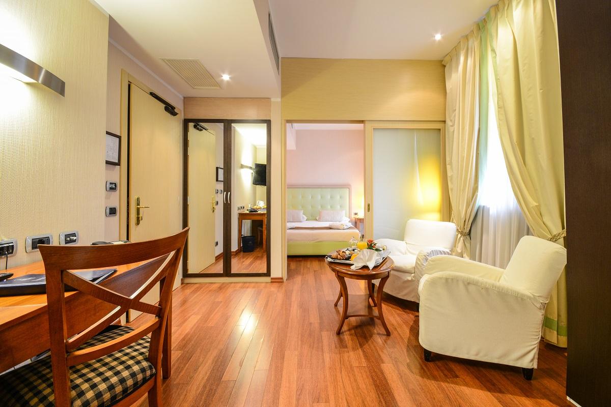 Camera Hotel Master, Brescia