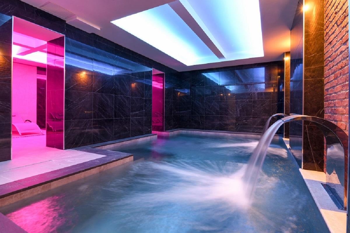 Hotel Master, Brescia, Area Wellness