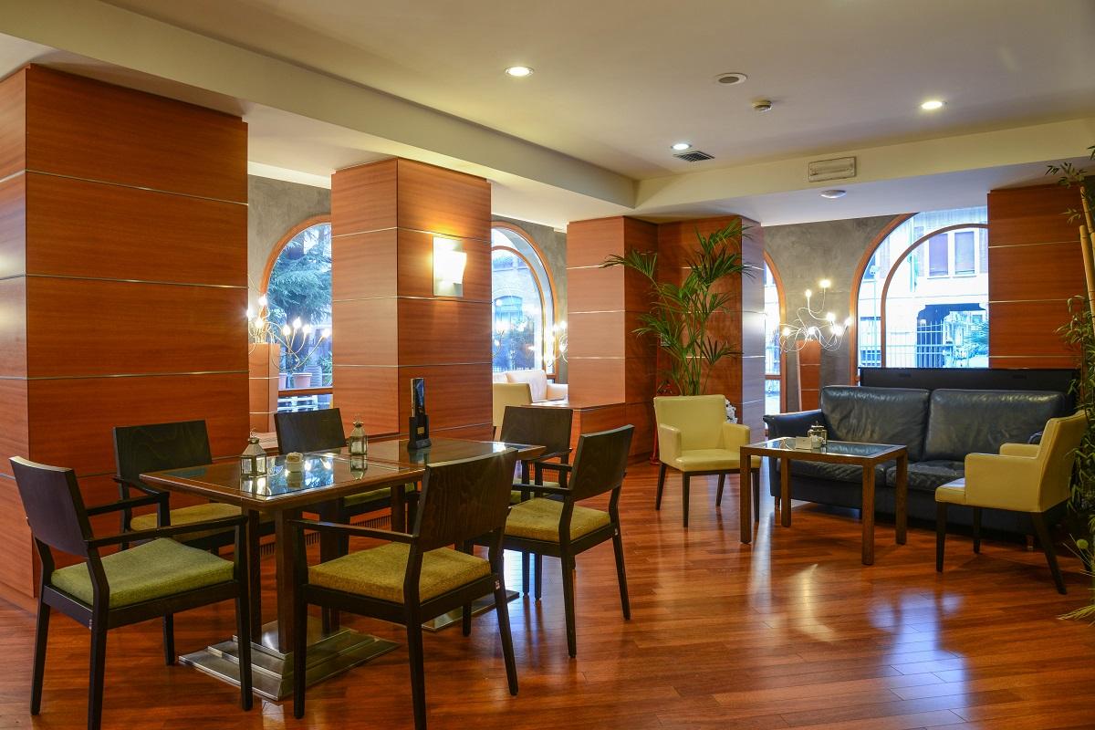 Hotel Master, Brescia, Lounge Area