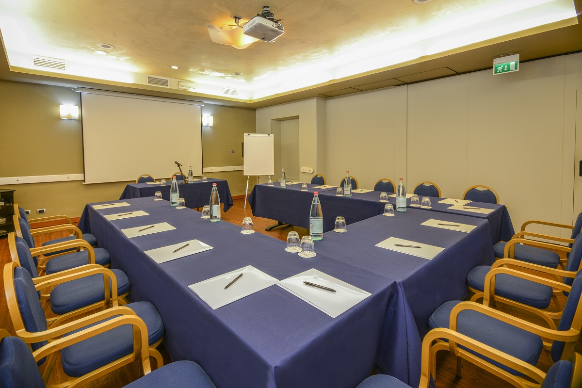 Hotel Master, Brescia, Meeting Area