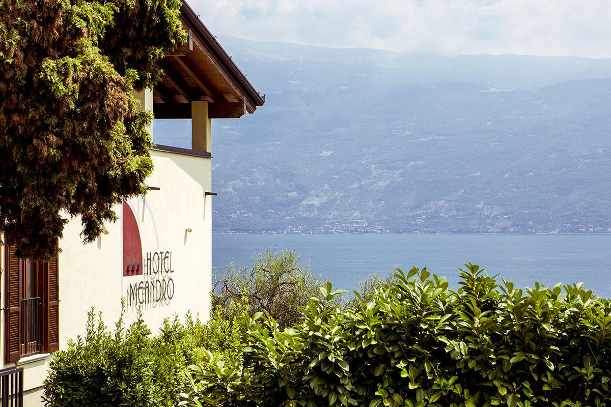 Hotel Meandro, lago di Garda