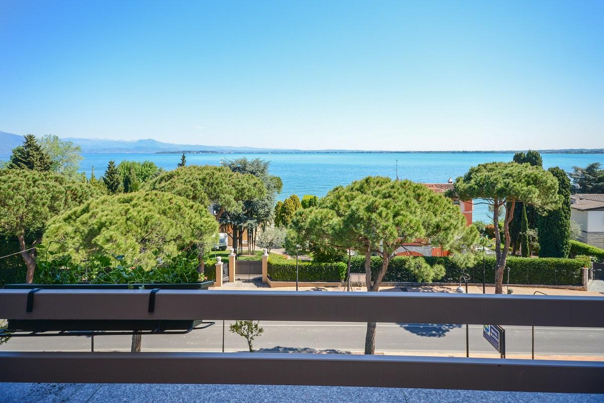 Hotel Oliveto, Desenzano, panorama