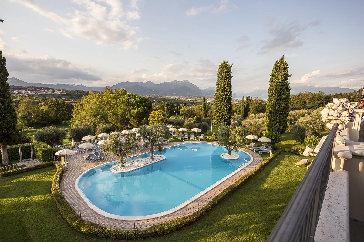 Hotel Porta del Sole, piscina