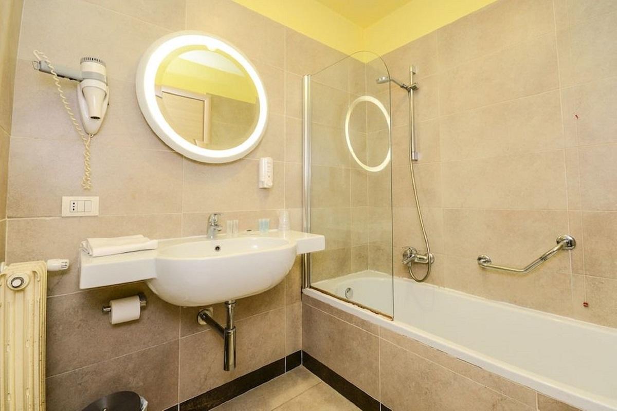 Hotel Regal, Brescia, Bagno