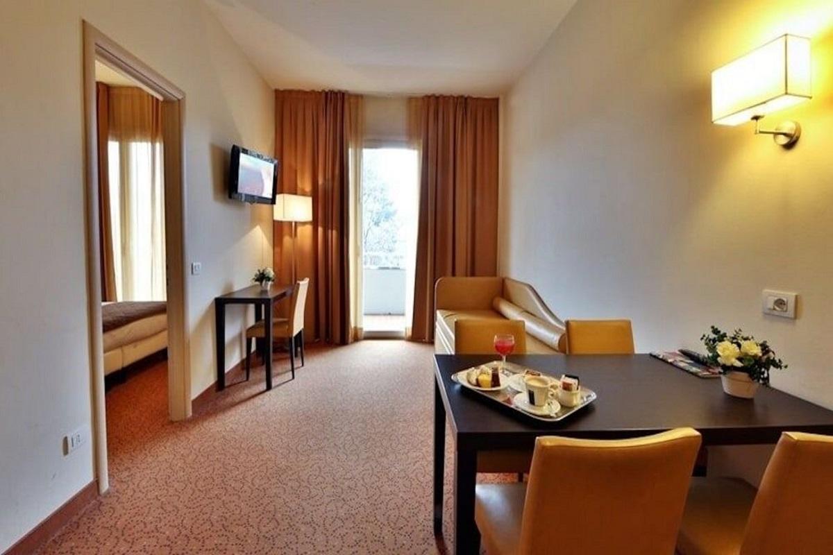 Hotel Regal, Brescia, camera