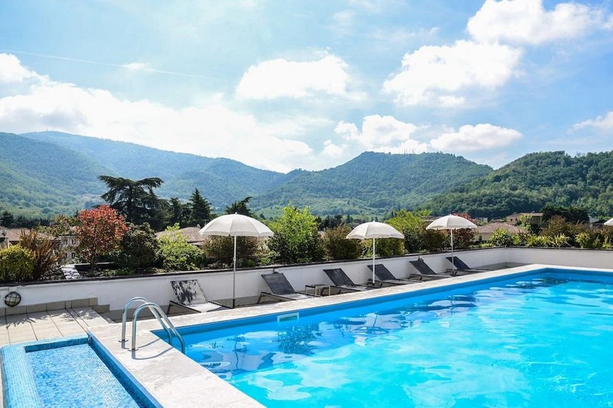 Hotel Regal, Brescia, piscina