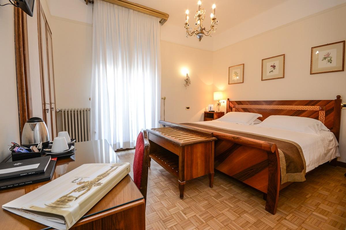 Camera Hotel Vittoria, Brescia