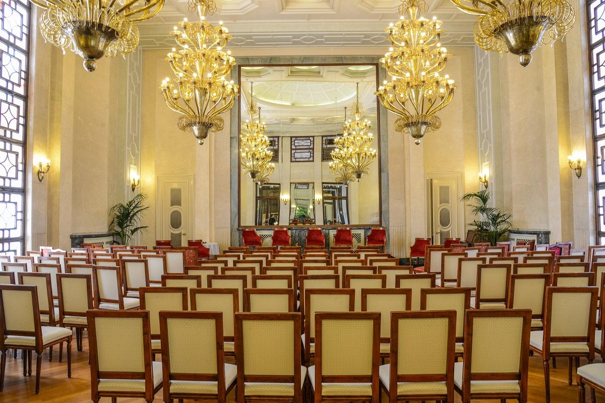 Hotel Vittoria, Brescia, Meeting Room