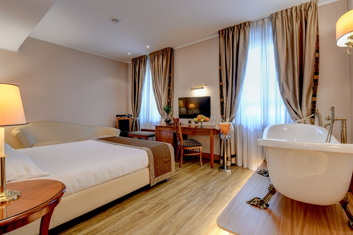 Hotel Master, Brescia, Wellness Room