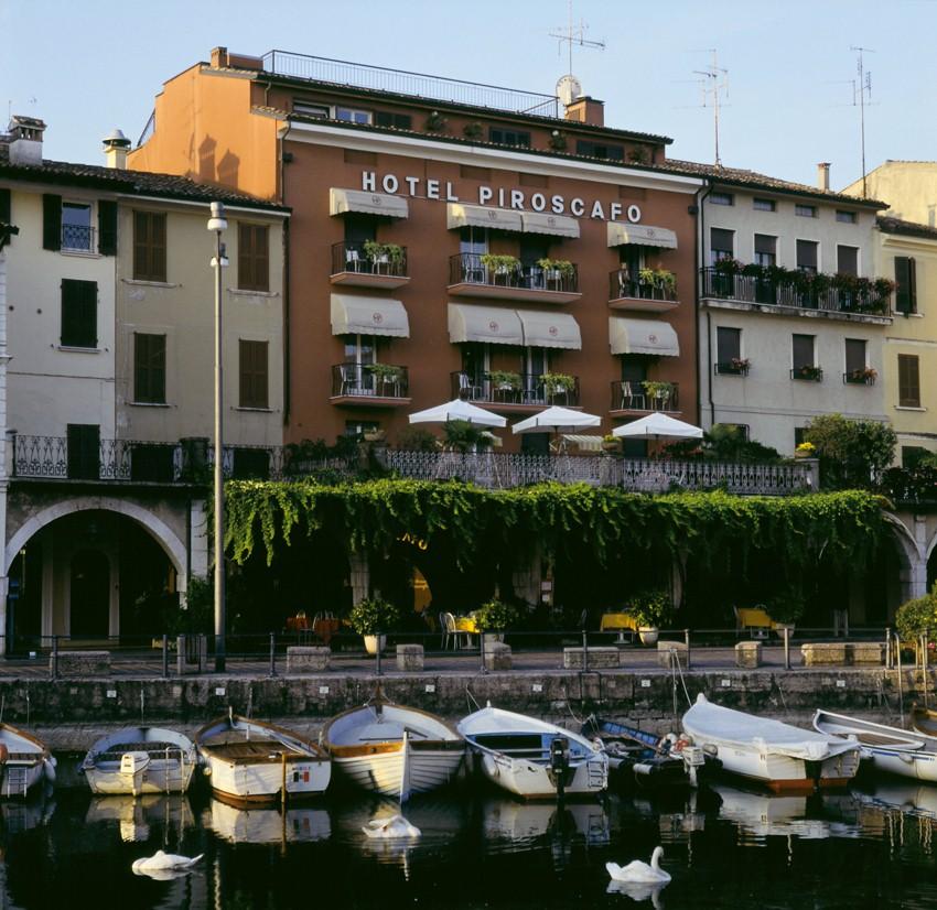 hotel piroscafo desenzano