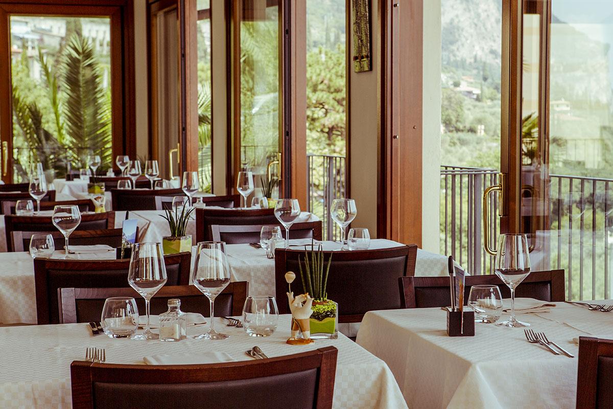 Hotel Meandro, ristorante