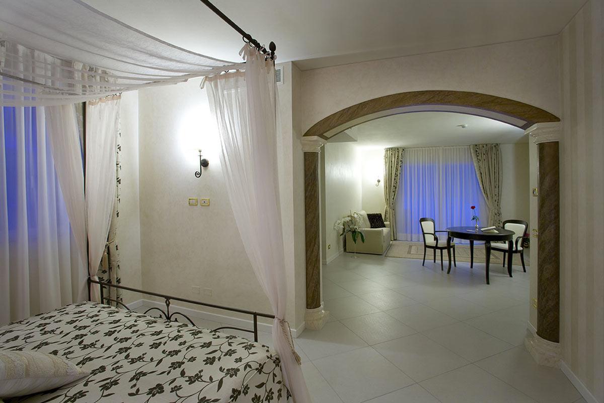 Suite, hotel Monastero
