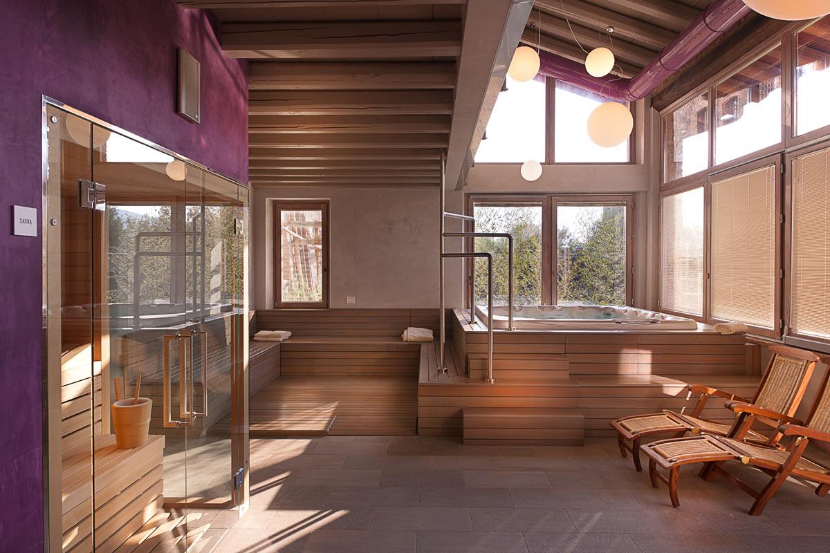 Villa dei Campi Wellness