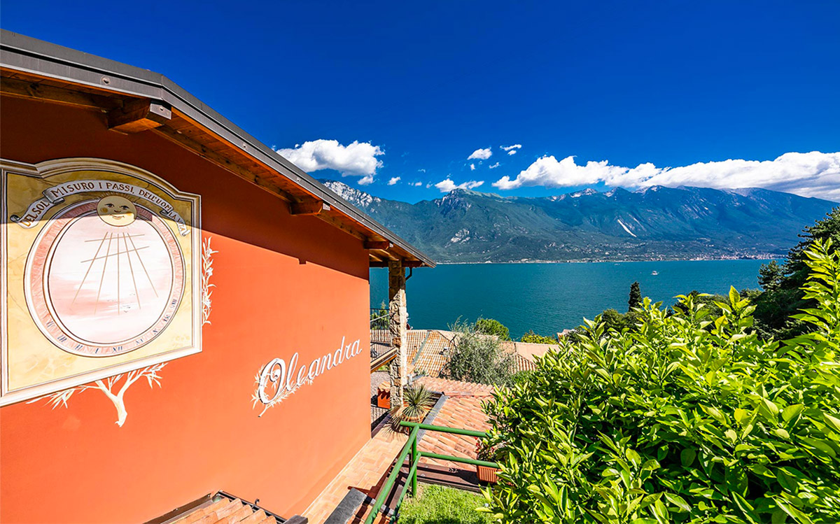 Villa Oleandra, Limone