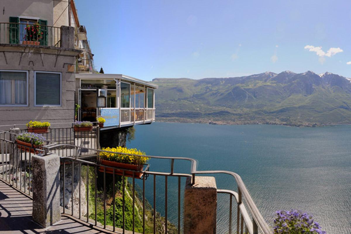 Hotel Miralago, vista ristorante