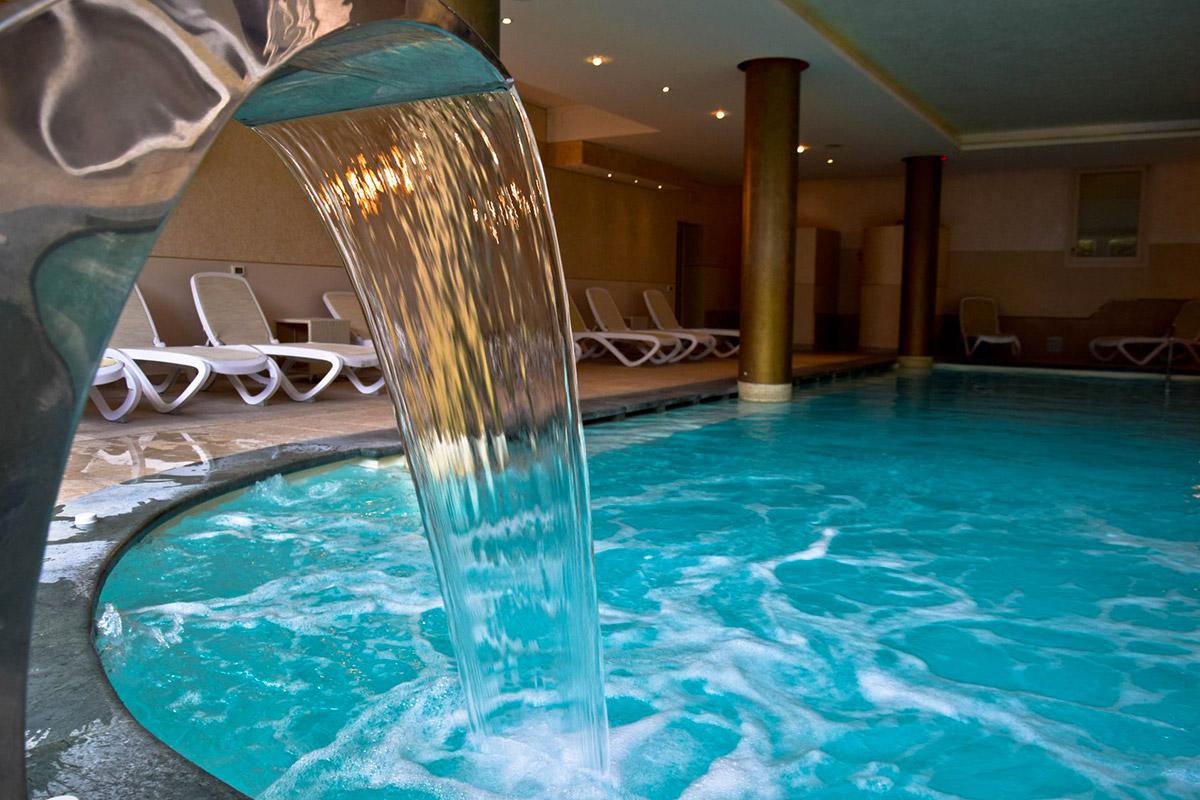Wellness, hotel Monastero