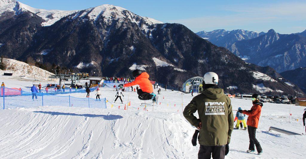 Maniva Ski Snowpark