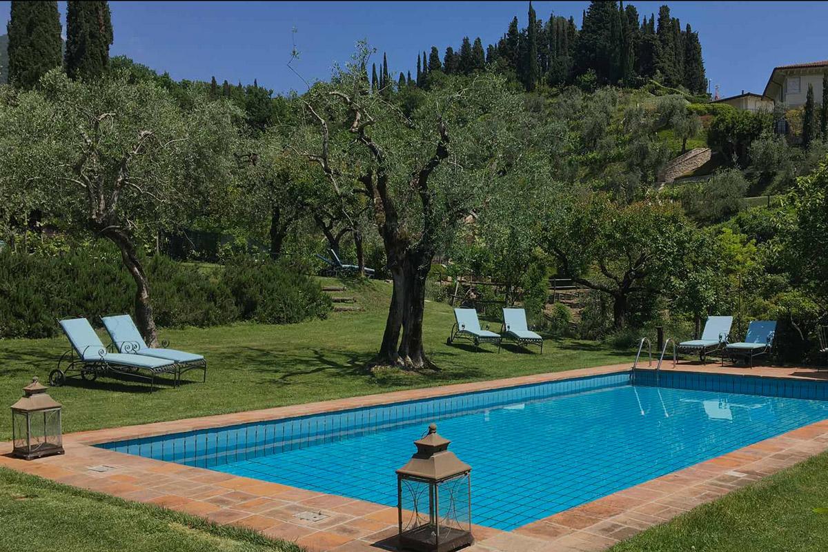 Agriturismo Il Chiostrino, piscina