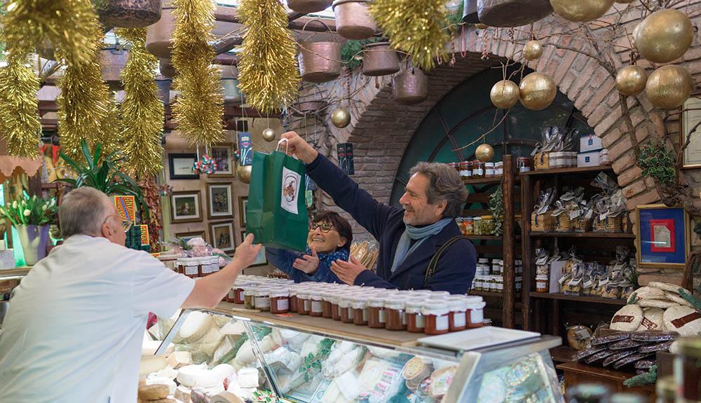 Mangiare e acquistare prodotti tipici a Brescia