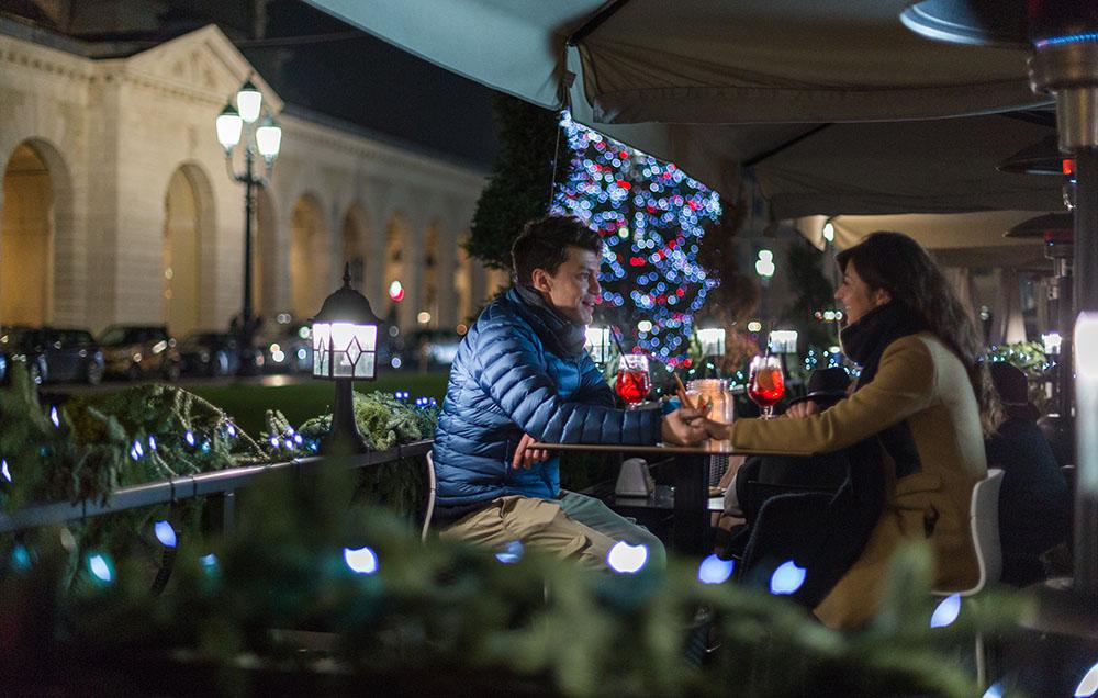 Cosa fare la sera a Brescia: aperitivo in Piazza Arnaldo