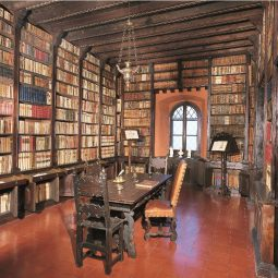 rocca_lonato_sala delal biblioteca ugo da como casa del podesta